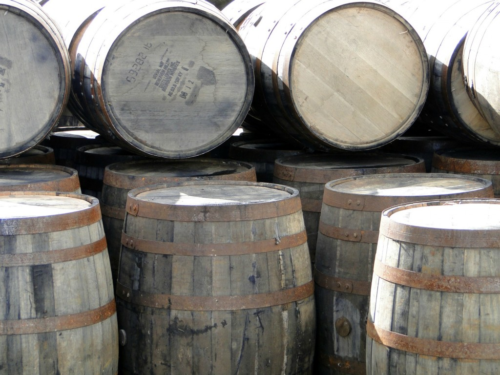 whiskey-barrels-667387-ii